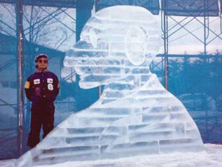 Ghandi's 50th Assassination, Nagano Winter Olympics
