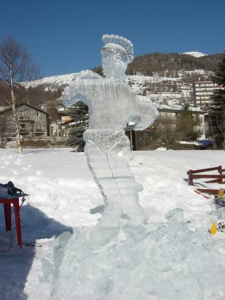 Forza Italia, Torino Winter Olympics,Italy